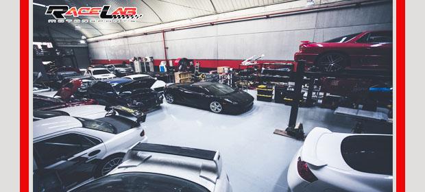 Race Lab Motor Sports - Imagen 1 - Visitanos!