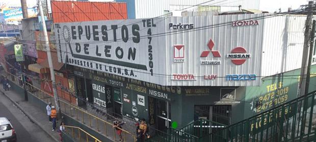 Repuestos De Leon