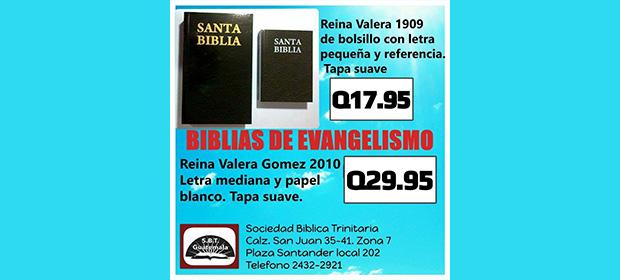 Sociedad Biblica Trinitaria De Guatemala