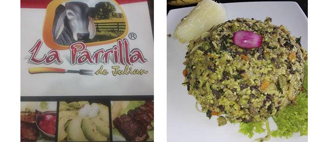 Restaurante La Parrilla De Julian