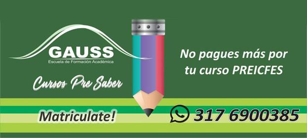 Escuela De Formación Académica Gauss