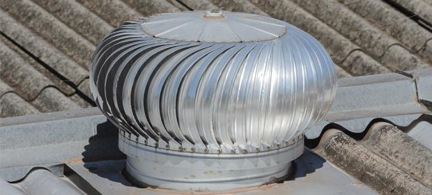 Aire Extractores Eólicos