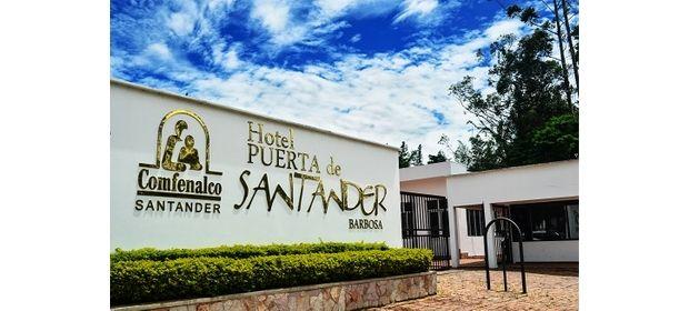 Hotel Puerta De Santander Barbosa