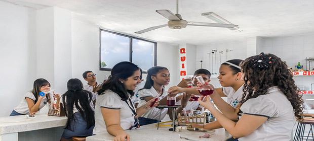 Colegio Mixto La Popa