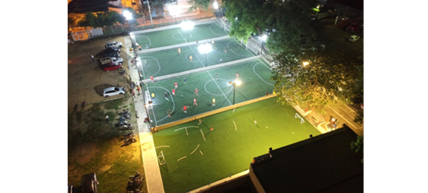 Rio Complejo Deportivo