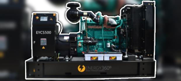 Energy 360 S.A.S.