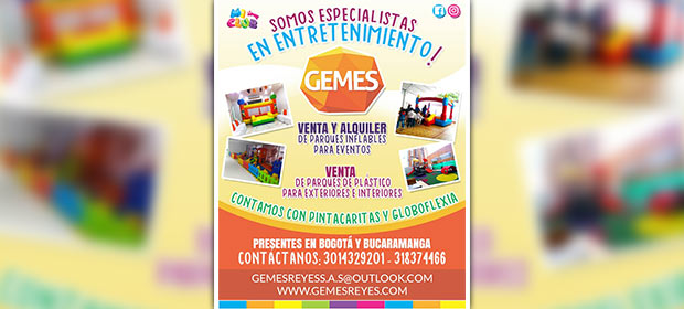 Gemes Reyes S.A.S.