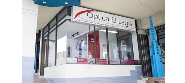 Centro Óptica El Lago