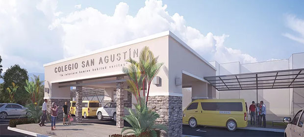 Colegio San Agustin - Imagen 1 - Visitanos!