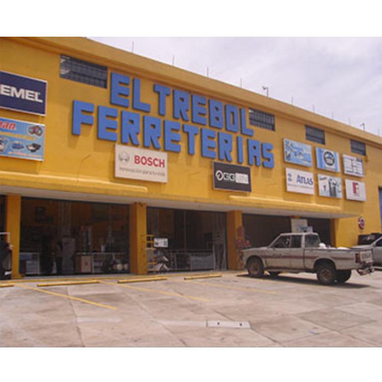 El Trébol Ferreterías - Imagen 5 - Visitanos!