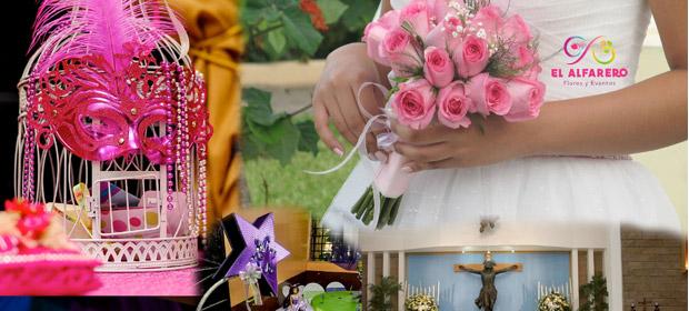 El Alfarero Flores Y Eventos