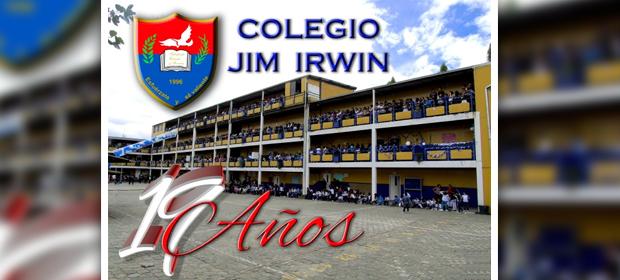 Colegio Jim Irwin - Imagen 5 - Visitanos!