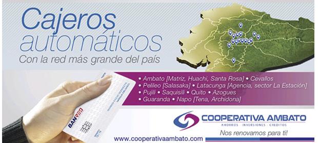 Cooperativa De Ahorro Y Crédito Ambato LTDA. - Imagen 3 - Visitanos!