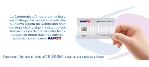 Cooperativa De Ahorro Y Crédito Ambato LTDA. - Imagen 4 - Visitanos!