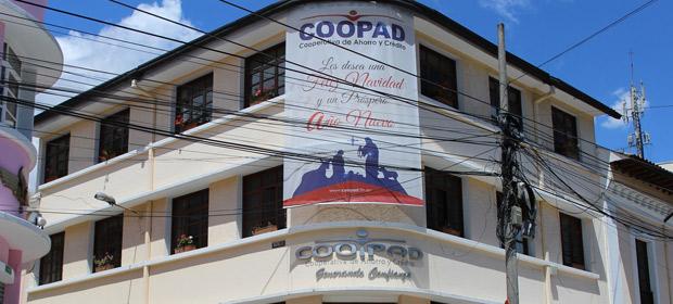 Cooperativa De Ahorro Y Credito Cooapad LTDA.