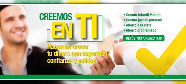 Cooperativa De Ahorro Y Crédito Pablo Muñoz Vega LTDA.