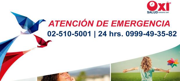 Oxi Salud Cía.Ltda. - Imagen 5 - Visitanos!
