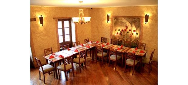 Los Geranios Restaurante - Imagen 1 - Visitanos!