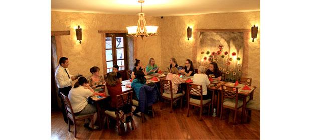 Los Geranios Restaurante - Imagen 2 - Visitanos!