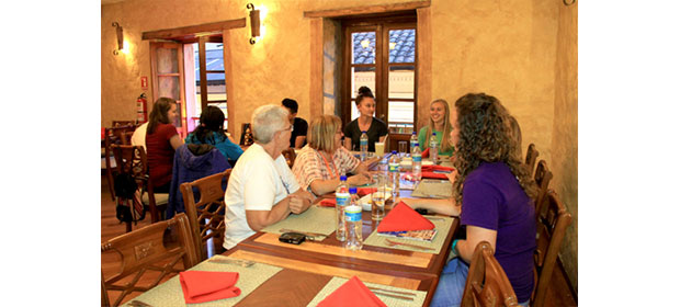 Los Geranios Restaurante - Imagen 3 - Visitanos!