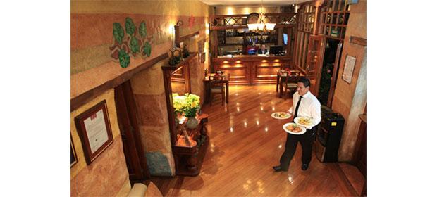 Los Geranios Restaurante - Imagen 5 - Visitanos!