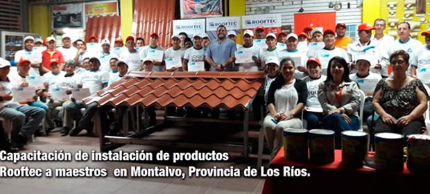 Rooftec Ecuador S.A. - Imagen 4 - Visitanos!