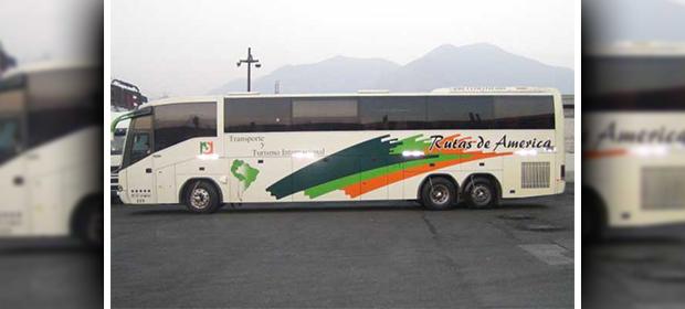 Transporte Y Turismo Rutas De Ámerica Cía.Ltda.