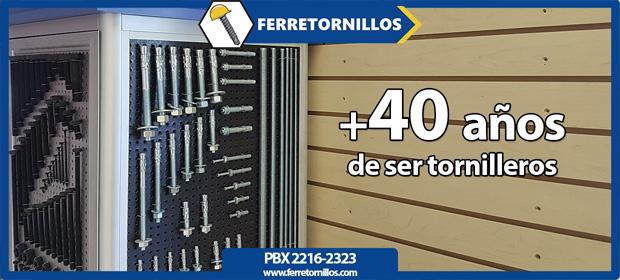 Ferretornillos S.A. - Imagen 1 - Visitanos!