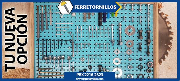 Ferretornillos S.A. - Imagen 3 - Visitanos!