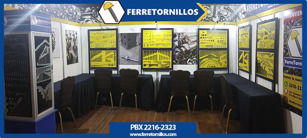 Ferretornillos S.A. - Imagen 5 - Visitanos!