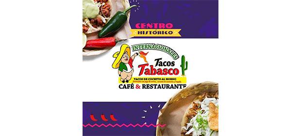 Tacos Tabasco