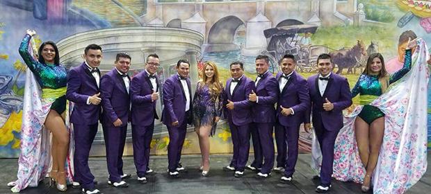 La Sonora Dinamita De May Velásquez
