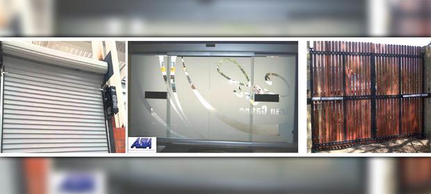 Asialum Puertas Electrónicas
