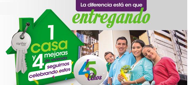 Confiar Cooperativa Financiera - Imagen 1 - Visitanos!