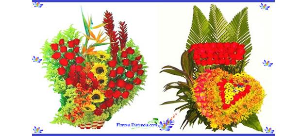 Flores A Distancia.Com (Floristería)
