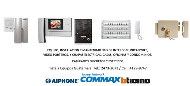 Instala Equipos Guatemala