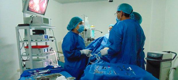 """Clínica Y Centro Médico De Especialidades """" Los Ángeles """""""