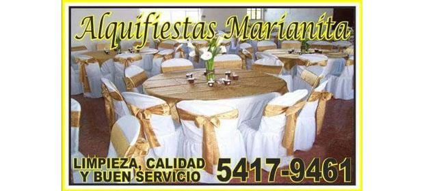 Alquifiestas Marianita