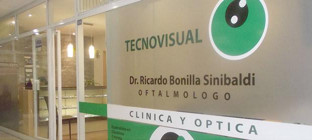 Tecnovisual/ Dr. Ricardo Bonilla Sinibaldi