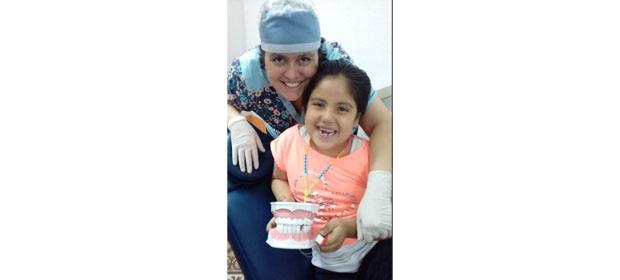 Clínica Dental Dra. María Chamalé