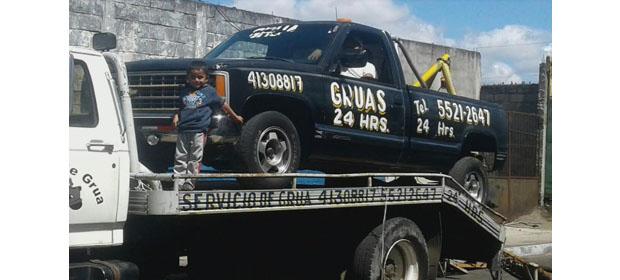 Servicio De Grúas La Fé