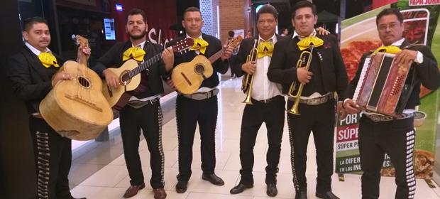 El Nuevo Mariachi Oro Y Plata De El Salvador - Imagen 1 - Visitanos!