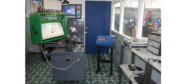 Laboratorio Diesel Escobar
