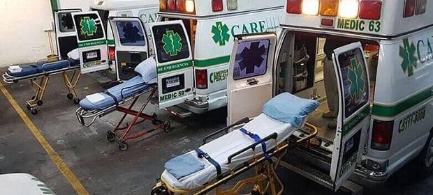 Care Ambulancias-Servicio Médico De Emergencia