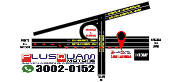 Plus Quam Motors