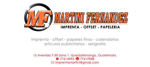 Imprenta Martini Fernandez