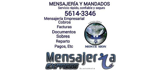 Mensajería Montesion Express