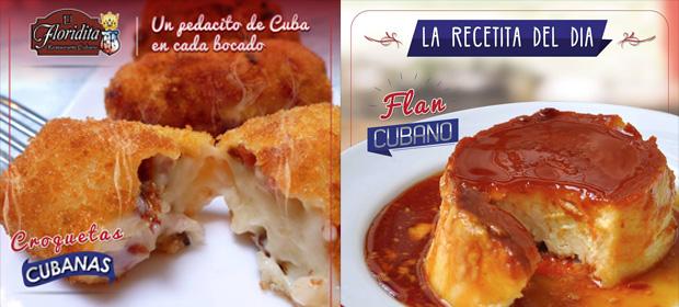Restaurante El Floridita Cuban Cusine