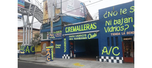 Cremalleras Chalo