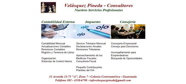 Consultores Y Auditores Velasquez